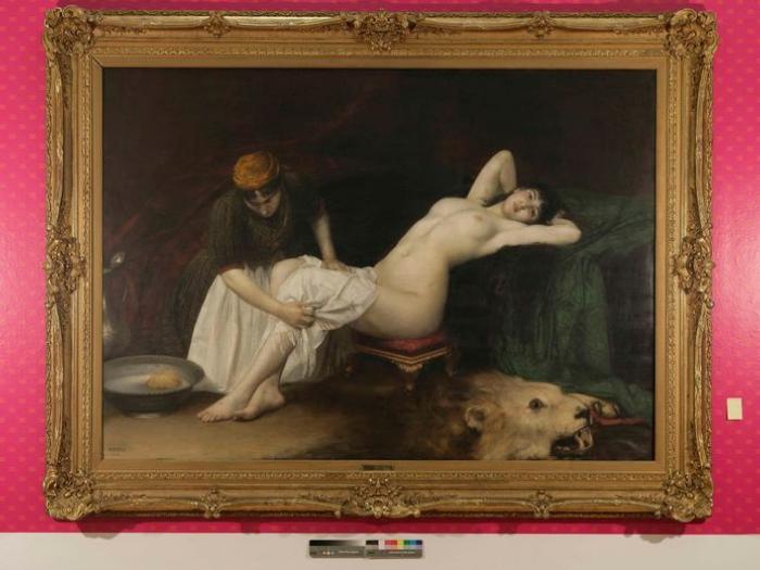 La Grande Iza, 1882., Spomen zbirka Pavla beljanskog, Novi Sad