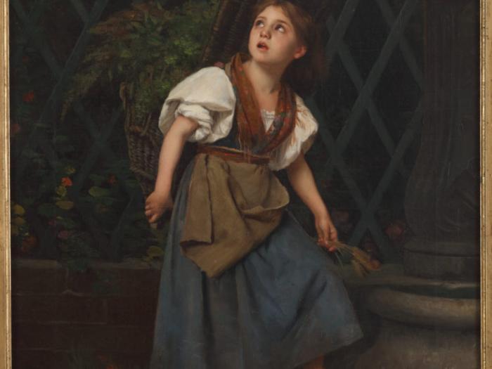 Mourom pour les petits oiseaux 1878