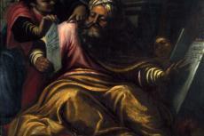 KRALJ DAVID I LIBIJSKA PROROČICA SIBILA