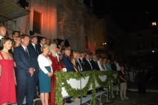 Predsjednica Grabar Kitarović na otvaranju Dubrovačkih Ljetnih Igara