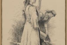 Crnogorke na izvoru