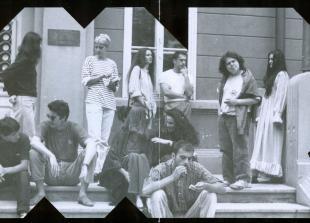 Fotografija iz kataloga izložbe »Memorije i relacije«