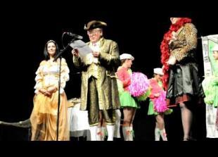 Proglašenje kotorske karnevalske kraljice