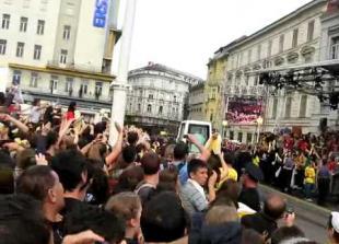 Papa Benedikt XVI. u Republici Hrvatskoj