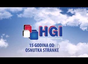 HGI - Za 15 godina postojanja poklon koncert klape Intrade